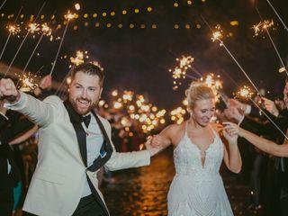 The wedding of Jacki and Kris 2