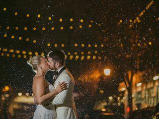 The wedding of Jacki and Kris