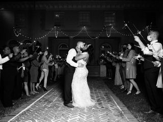 The wedding of Whitney and Bradley 2