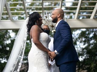 The wedding of Whitney and Bradley