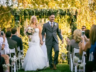 Amanda and Kyle's Wedding in Newhall, California 11