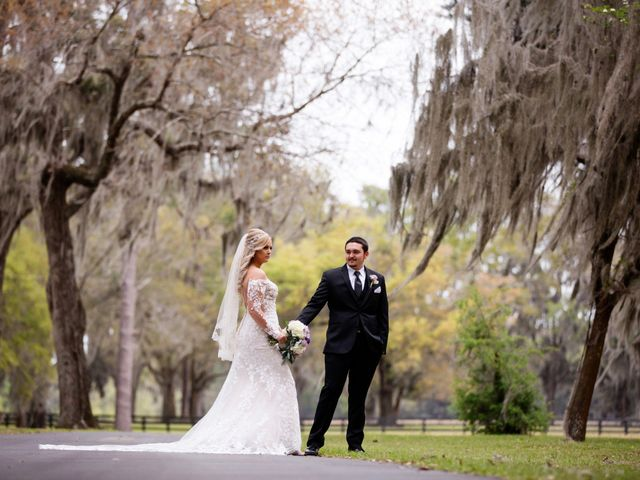 Tyler and Lacie's Wedding in Alachua, Florida 6