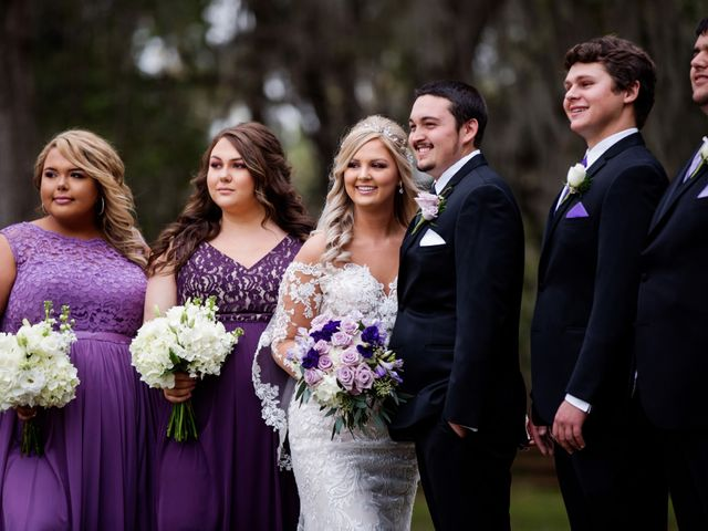 Tyler and Lacie's Wedding in Alachua, Florida 8
