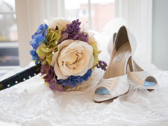 Burke and Emilie's Wedding in Ann Arbor, Michigan 4