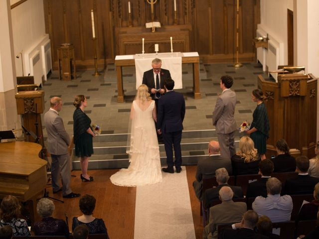 Burke and Emilie's Wedding in Ann Arbor, Michigan 7