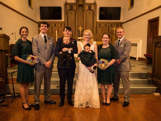 Burke and Emilie's Wedding in Ann Arbor, Michigan 9