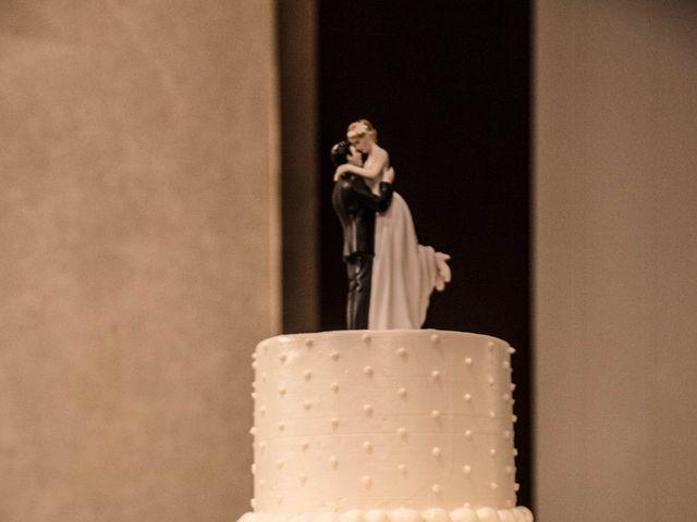 Burke and Emilie's Wedding in Ann Arbor, Michigan 12