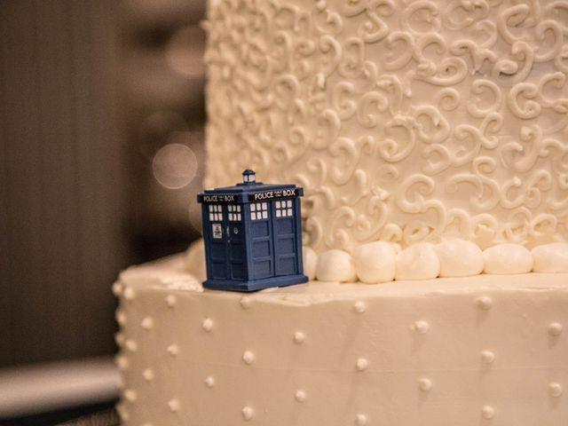 Burke and Emilie's Wedding in Ann Arbor, Michigan 13