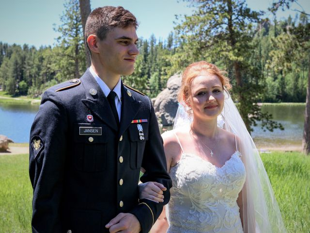 The wedding of Nicholas Jansen and Sarena Klatt