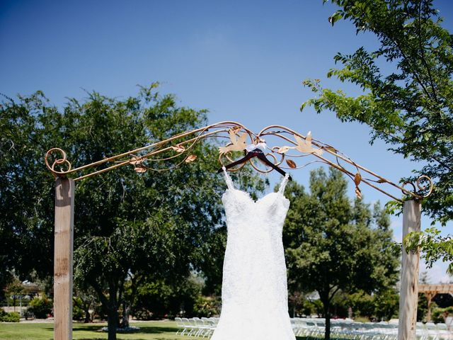 MaryKate and David's Wedding in Exeter, California 3