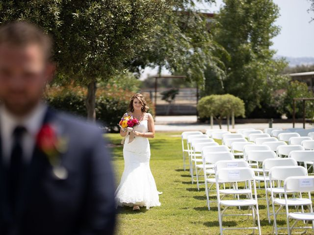 MaryKate and David's Wedding in Exeter, California 7