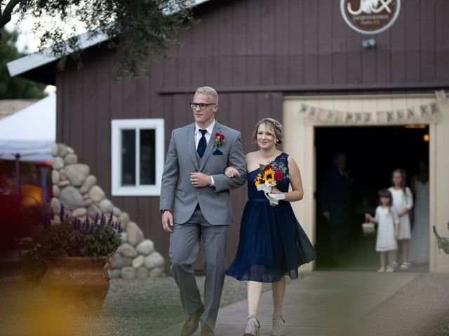 MaryKate and David's Wedding in Exeter, California 10