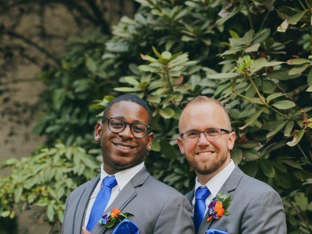 Zurich and Matthew's Wedding in Sacramento, California 2