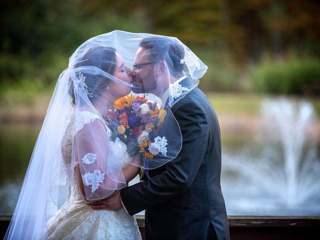 The wedding of Amanda and Sean
