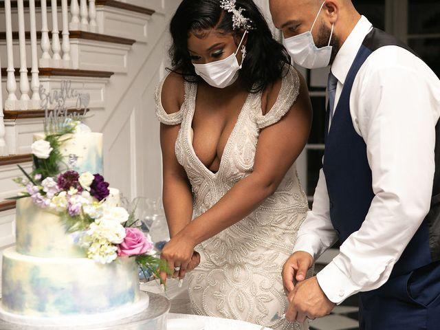 Bradley and Whitney's Wedding in Gastonia, North Carolina 3