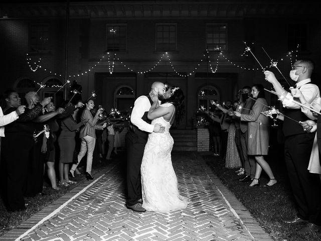 Bradley and Whitney's Wedding in Gastonia, North Carolina 1