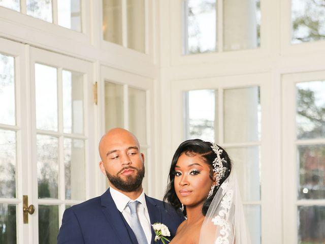 Bradley and Whitney's Wedding in Gastonia, North Carolina 7