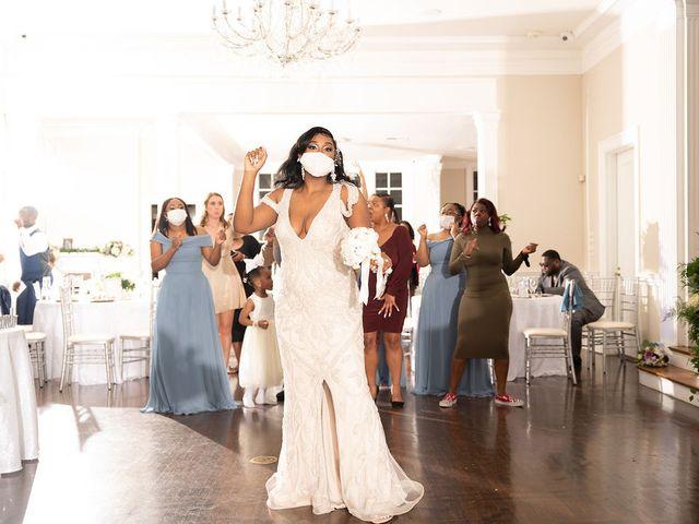 Bradley and Whitney's Wedding in Gastonia, North Carolina 20