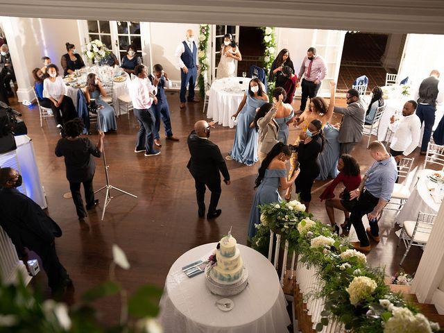 Bradley and Whitney's Wedding in Gastonia, North Carolina 22