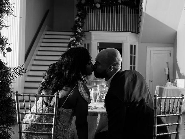 Bradley and Whitney's Wedding in Gastonia, North Carolina 25