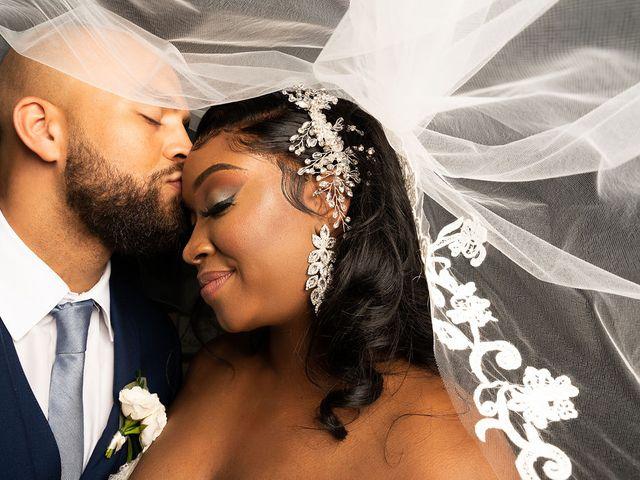 Bradley and Whitney's Wedding in Gastonia, North Carolina 26
