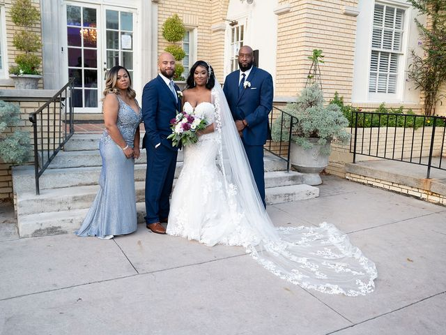 Bradley and Whitney's Wedding in Gastonia, North Carolina 30