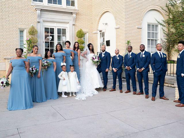 Bradley and Whitney's Wedding in Gastonia, North Carolina 32