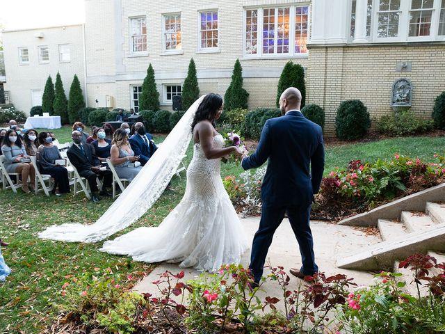 Bradley and Whitney's Wedding in Gastonia, North Carolina 2