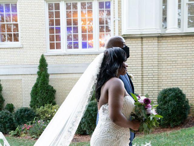Bradley and Whitney's Wedding in Gastonia, North Carolina 36
