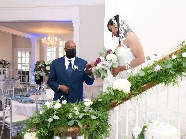 Bradley and Whitney's Wedding in Gastonia, North Carolina 37