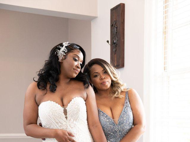 Bradley and Whitney's Wedding in Gastonia, North Carolina 42