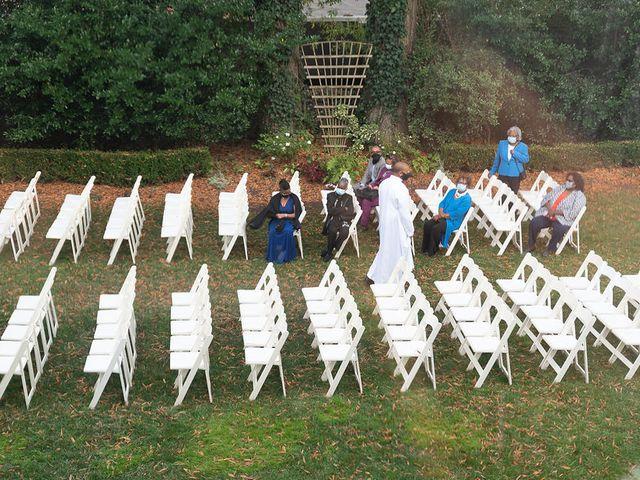 Bradley and Whitney's Wedding in Gastonia, North Carolina 45