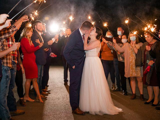 Tyler and Kristin's Wedding in Beckley, West Virginia 2
