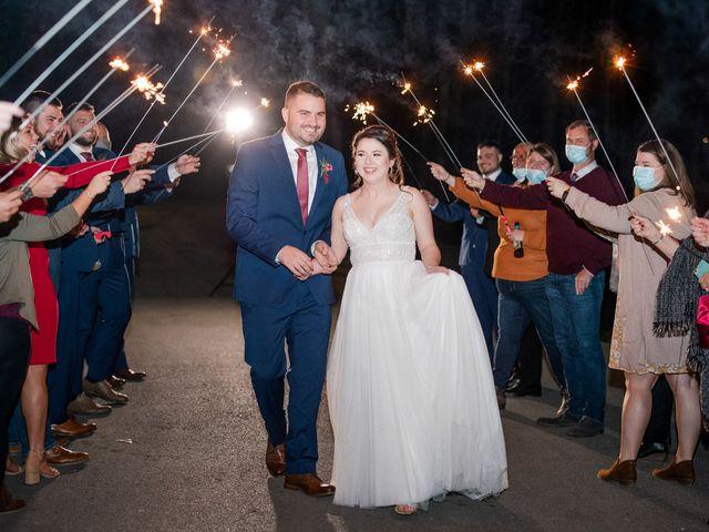 Tyler and Kristin's Wedding in Beckley, West Virginia 3