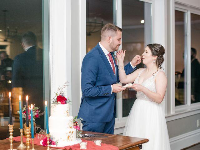 Tyler and Kristin's Wedding in Beckley, West Virginia 4