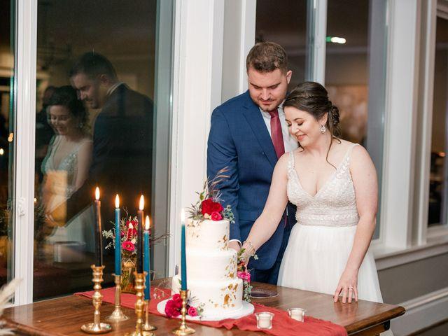 Tyler and Kristin's Wedding in Beckley, West Virginia 5