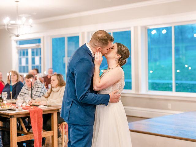 Tyler and Kristin's Wedding in Beckley, West Virginia 6