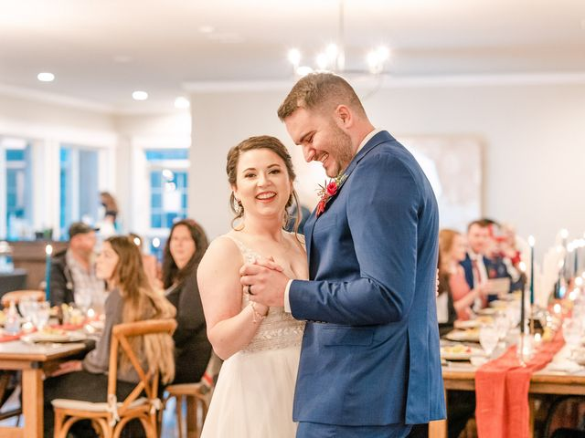 Tyler and Kristin's Wedding in Beckley, West Virginia 8