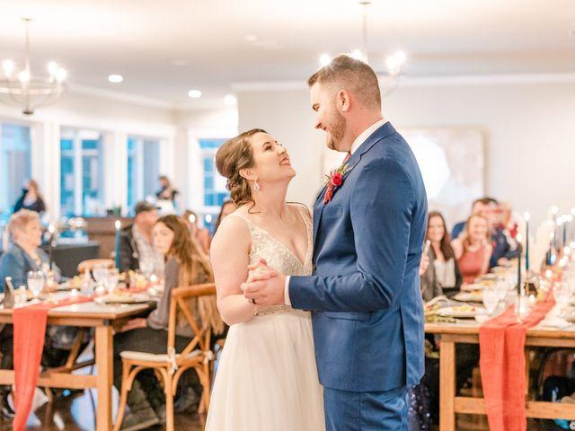 Tyler and Kristin's Wedding in Beckley, West Virginia 9