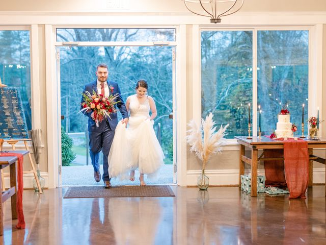 Tyler and Kristin's Wedding in Beckley, West Virginia 10
