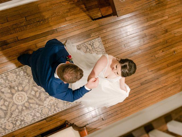 Tyler and Kristin's Wedding in Beckley, West Virginia 11