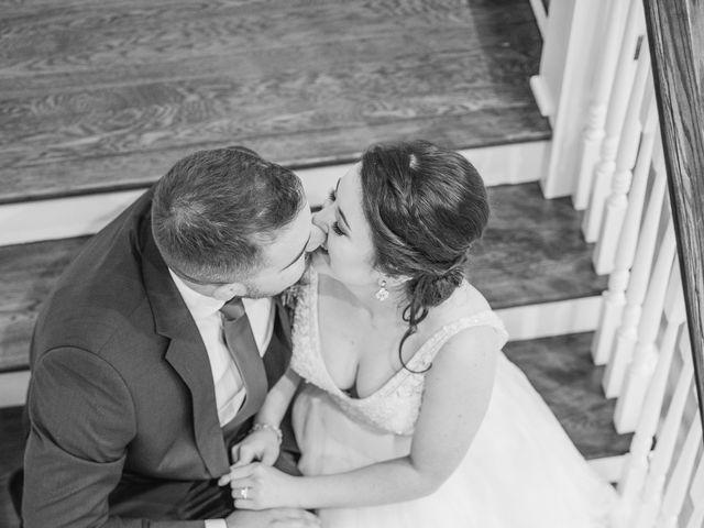 Tyler and Kristin's Wedding in Beckley, West Virginia 15