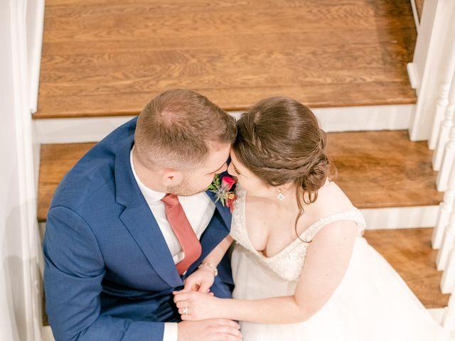 Tyler and Kristin's Wedding in Beckley, West Virginia 16