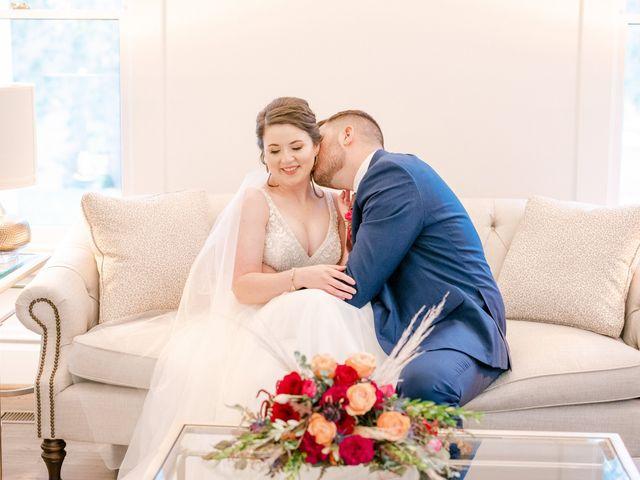 Tyler and Kristin's Wedding in Beckley, West Virginia 17