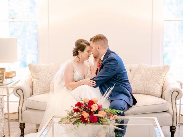 Tyler and Kristin's Wedding in Beckley, West Virginia 18