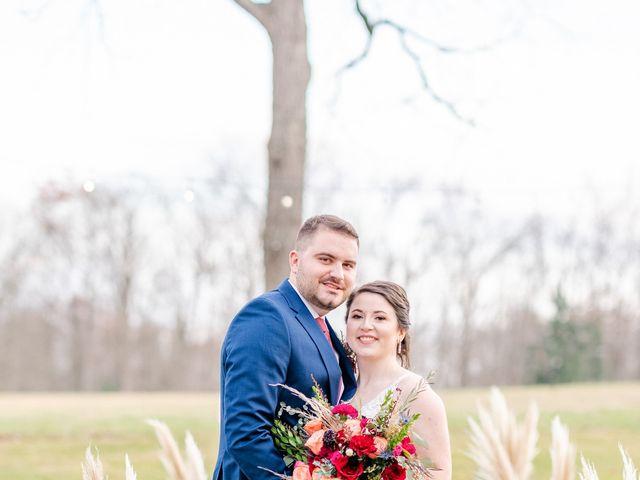 Tyler and Kristin's Wedding in Beckley, West Virginia 23