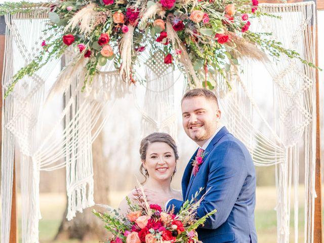 Tyler and Kristin's Wedding in Beckley, West Virginia 25