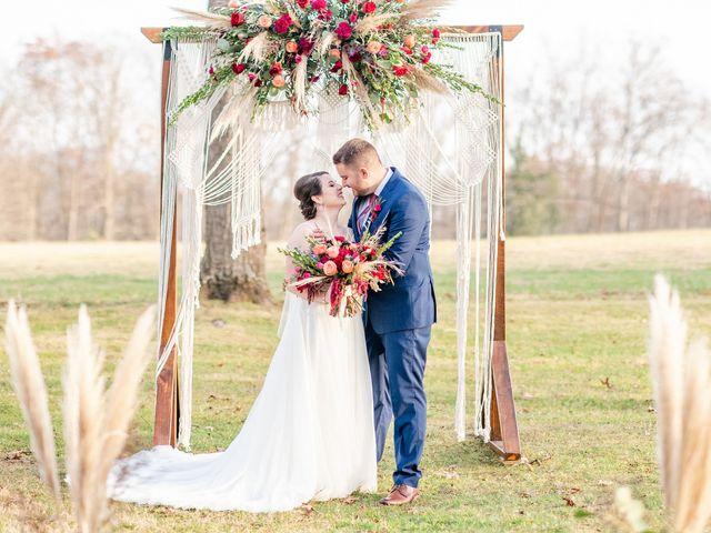 Tyler and Kristin's Wedding in Beckley, West Virginia 26