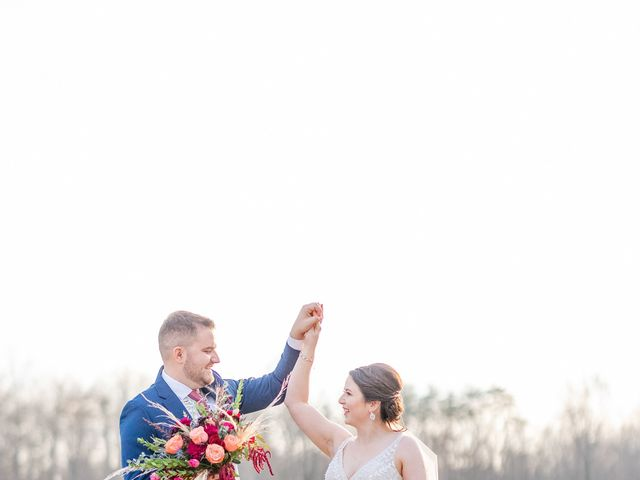 Tyler and Kristin's Wedding in Beckley, West Virginia 29