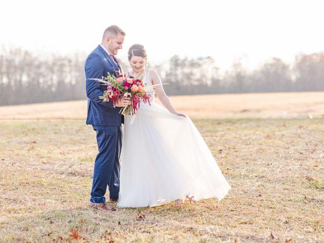 Tyler and Kristin's Wedding in Beckley, West Virginia 30